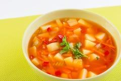 Nourriture saine de Vegan Photographie stock libre de droits