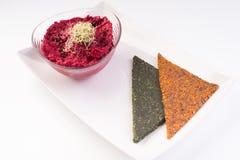 Nourriture saine de Vegan Image stock