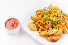 Nourriture saine de Vegan Photos stock