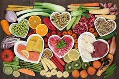 Nourriture saine pour la perte de poids photographie stock