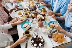 Nourriture savoureuse Photographie stock