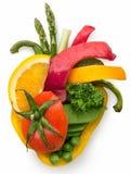Nourriture savoureuse et saine pour des enfants Photo libre de droits