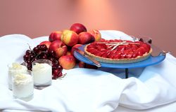 Nourriture soigné disposée à l'hôtel de cinq étoiles Photos libres de droits