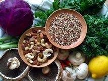 Nourriture superbe Photo stock
