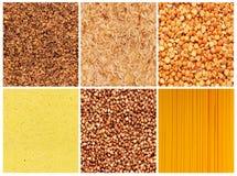 nourriture texturisée Image libre de droits