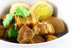 Nourriture thaïe étonnante Photographie stock libre de droits