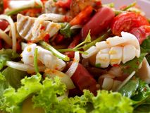 Nourriture thaïe 03 Images stock