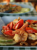 Nourriture thaïe Photos stock