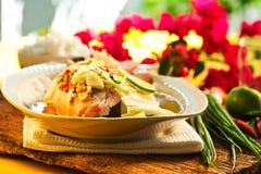 Nourriture thaïe Images libres de droits