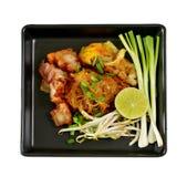 Nourriture thaïe Photographie stock