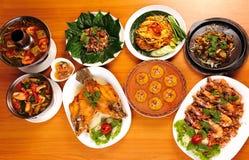 Nourriture thaïe image stock