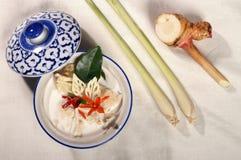 Nourriture thaïe Images stock
