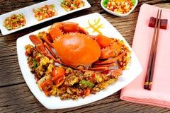 Nourriture thaïe et chinoise Photo libre de droits
