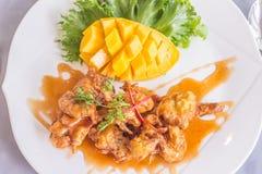 Nourriture thaïe - friture #6 de Stir Images libres de droits