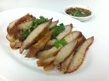 Nourriture thaïe - friture #6 de Stir Photo stock