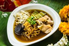 Nourriture thaïe - friture #6 de Stir images stock
