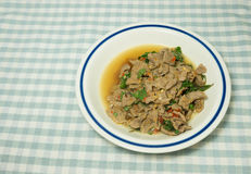 Nourriture thaïlandaise Photo stock
