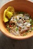 Nourriture thaïlandaise Photo libre de droits