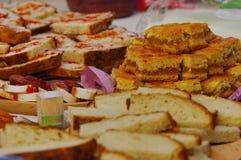 Nourriture traditionnelle 2 Photographie stock libre de droits