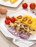 Nourriture traditionnelle Photographie stock libre de droits