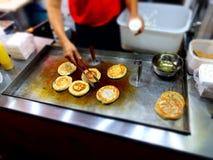 Nourriture traditionnelle de la Corée Image libre de droits