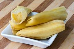 Nourriture traditionnelle des Natifs américains Image stock