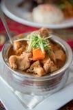 Nourriture turque Photo stock