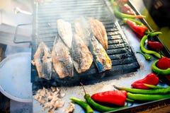Nourriture turque de rue Images stock