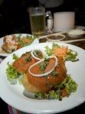 Nourriture type du Guatemala Images libres de droits