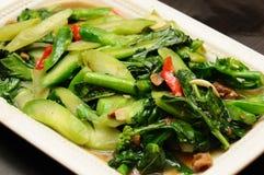 Nourriture végétale Photo libre de droits