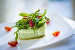 Nourriture végétalienne Photos stock