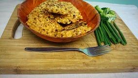 Nourriture végétarienne images libres de droits