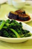 Nourriture végétarienne Image libre de droits