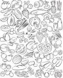 nourritures Photos libres de droits