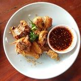 Nourritures de l'Asie Images libres de droits