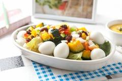 Nourritures de régime avec des fruits images stock