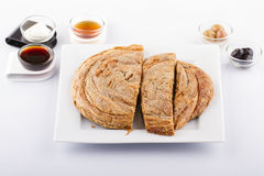 Nourritures turques de pâtisserie sur un en bois Photo libre de droits