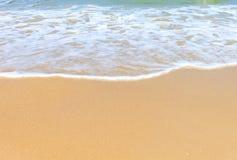Nous attendons l'été ! image stock
