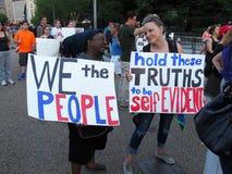 Nous les gens Images libres de droits