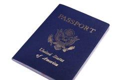 Nous passeport photo stock