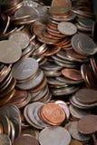 Nous pièces de monnaie Photo stock