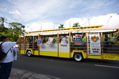 Nous sommes un rassemblement -12 de solidarité d'Hawaï Image stock