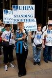 Nous sommes un rassemblement -6 de solidarité d'Hawaï Photos libres de droits