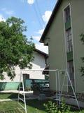 Nouveau bâtiment à Novi Sad Photographie stock libre de droits