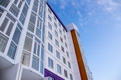 Nouveau bâtiment photos stock
