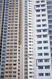 Nouveau bâtiment de bloc Image libre de droits