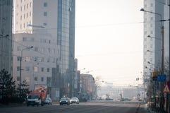 Nouveau boulevard d'Uranus photographie stock libre de droits