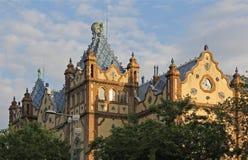 nouveau budapest искусства Стоковая Фотография RF