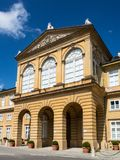 Nouveau château dans Pappenheim en Bavière photos stock