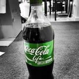 Nouveau coca-cola Photo stock